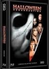 Halloween 8 - Resurrection Mediabook Cover A - Uncut