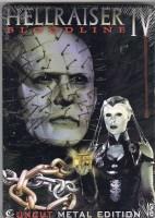 Hellraiser IV - Bloodline Uncut Metaledition ( Steelbook )