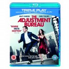 The Adjustment Bureau [Blu-ray ) [UK Import] OVP