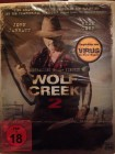 WOLF CREEK 2 - Blu Ray STEELBOOK-NEU/OVP