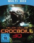 Million Dollar Crocodile - Multi Box [Blu-ray 3D+2D+DVD] OVP