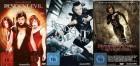 Resident Evil 1,2,3,4,5 - uncut DVD