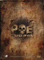 POE - Project of Evil (A) [BR+DVD] (deutsch/uncut) NEU+OVP