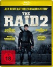 The Raid 2 [Blu-ray] (deutsch/uncut) NEU+OVP