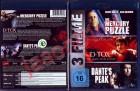 3 Filme Box - Das Mercury Puzzle - D-Tox - Dantes Peak / Blu