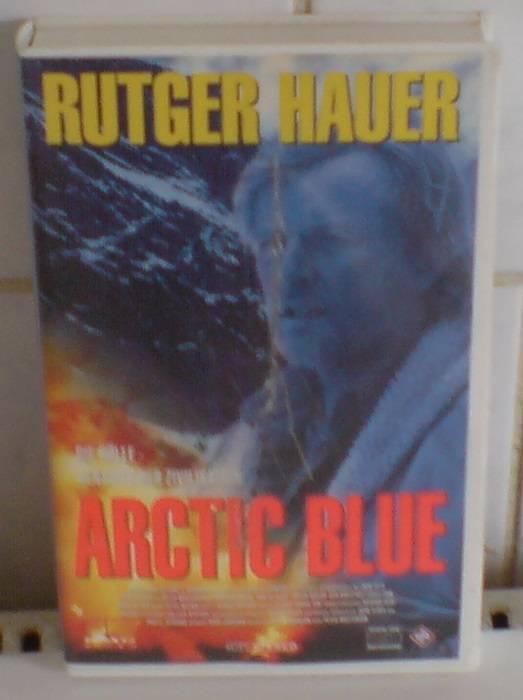 Arctic Blue (Rutger Hauer) BMG/UFA Video Großbox uncut TOP !