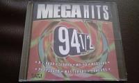 MEGA HITS 94 1/2, 2 CD-SET