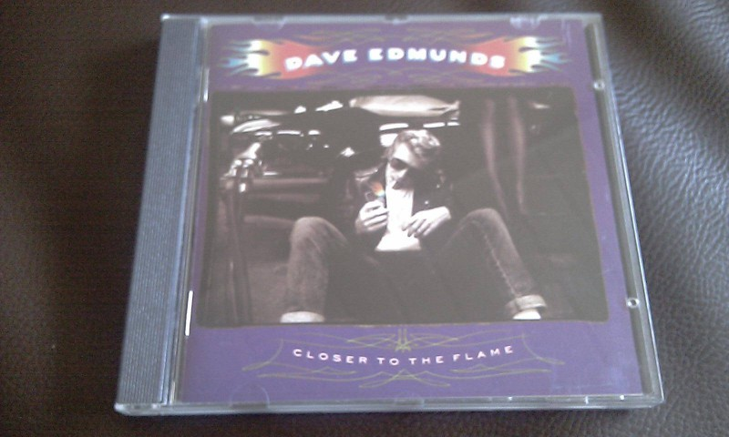 DAVE EDMUNDS - CLOSER TO THE FLAME, CD