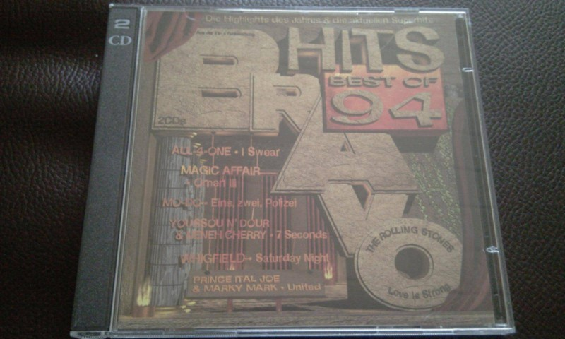 BRAVO HITS - BEST OF ´94, 2-CD´s