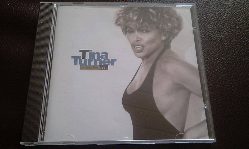 TINA TURNER - SIMPLY THE BEST, CD