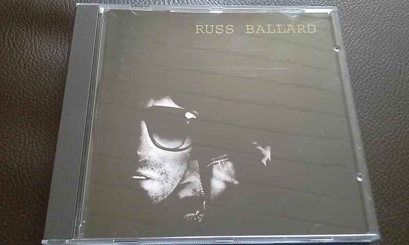 RUSS BALLARD * RUSS BALLARD, CD