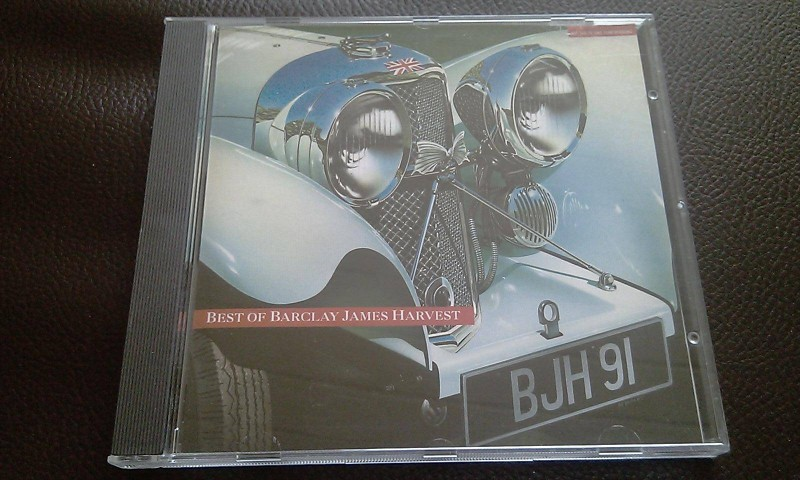 BARCLAY JAMES HARVEST - BEST OF, CD