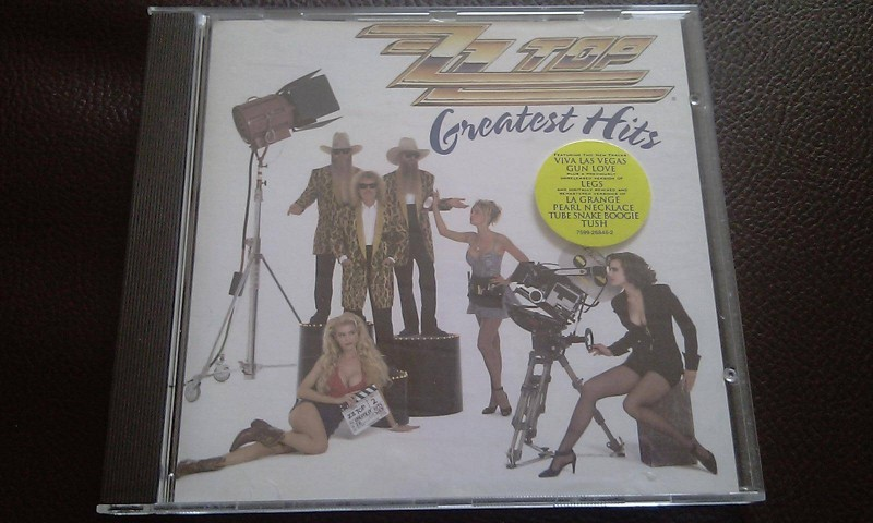 ZZ TOP - GREATEST HITS, CD