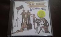 ZZ TOP - GREATEST HITS, CD