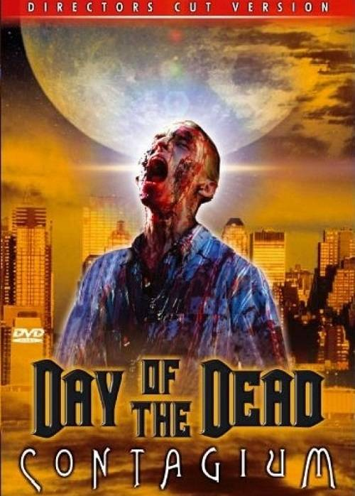 DAY OF THE DEAD - CONTAGIUM (Director´s Cut) NEU/OVP