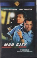 Mad City PAL VHS Warner (#08)