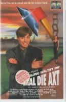 Liebling hälst du mal die Axt PAL VHS Columbia Tristar (#16)