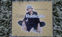 NEW RADICALS - YOU GET WHAT YOU GIVE, MAXI-CD
