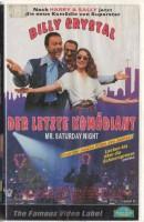 Der letzte Komödiant - Mr. Saturday Night PAL VHS Starlight