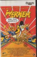 Werner - Das muss kesseln!!! PAL VHS Constantin (#12)
