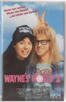 Wayne´s World 2 PAL VHS Paramount CIC (#12)