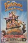 The Flintstones - Die Familie Feuerstein PAL VHS Universal C