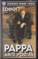 Papa Ante Portas PAL VHS Warner (#12)