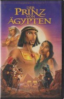 Der Prinz von Ägypten PAL VHS Dreamworks (#12)