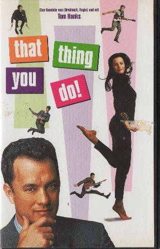That Thing You Do! PAL VHS Fox (#12)
