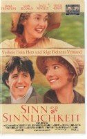 Sinn und Sinnlichkeit PAL VHS Columbia Tristar (#12)