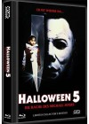 Halloween 5 - Limited Mediabook NSM - Cover A (Blu-ray+DVD)