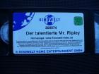 Der talentierte Mr. Ripley ... Matt Damon ..  ohne Cover !!