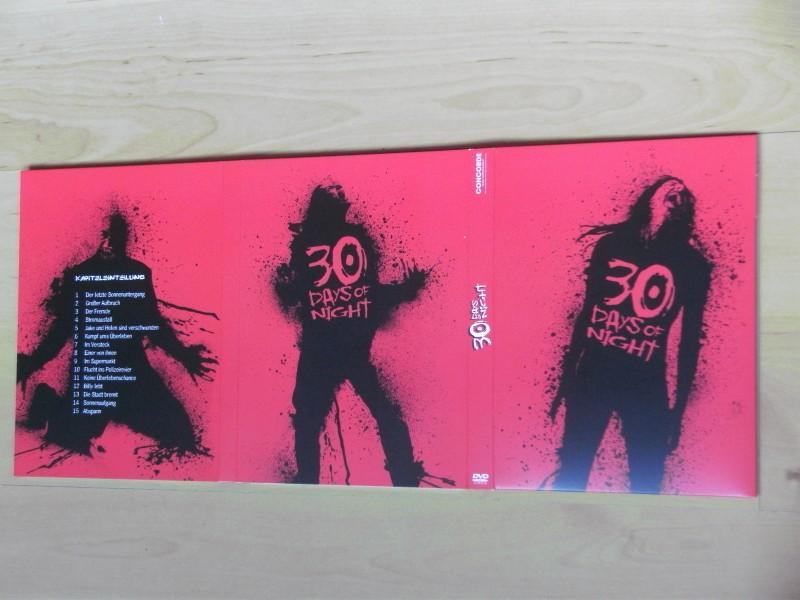 30 Days of Night - Cine Collection (2 DVD-Digi im Schuber)