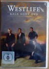 Westlife Back Home DVD, NEU!!!