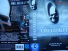 Final Destination ... Tony Todd, Devon Sawa  .. Horror - VHS