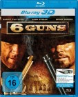 6 Guns - Unrated Edition [3D+2D Blu-ray] OVP