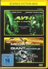 Science Fiction Box Alien vs.Hunter/Mega Shark vs.Giant Octo