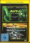 Science Fiction Box Alien vs.Hunter/Mega Shark vs.Giant Octo