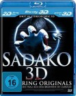Sadako Ring Originals [3D Blu-ray inkl. 2D] Neuwertig