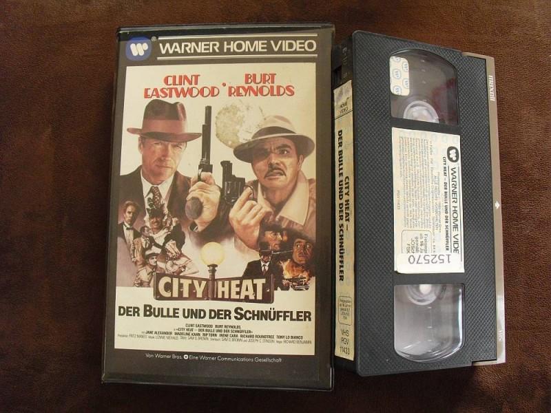 City Heat - Der Bulle und der Schnüffler [Warner]