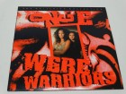 LD LASERDISC // once were  warriors
