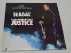 LD LASERDISC //  out for justice Steven Seagul