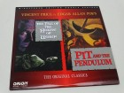LD LASERDISC //  the fall of the house usher / the pit and t