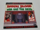 LD LASERDISC // baron blood / lisa  and the devil