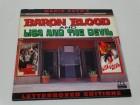 LD LASERDISC // baron blood / lisa  and the devil