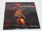 LD LASERDISC //  wes  carvens new nightmare