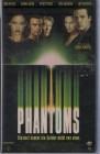 Phantoms (Dean Koontz) PAL VHS VCL (#2)