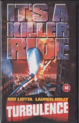 Turbulence IMPORT PAL VHS Entertainment IV (#10)