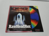 LD LASERDISC /// RAW HEAD REX
