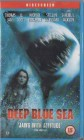 Deep Blue Sea IMPORT VHS Warner (#10)